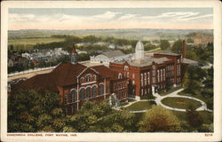Aerial View of Concordia College
