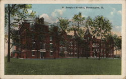 St Joseph's Hospital and Grounds