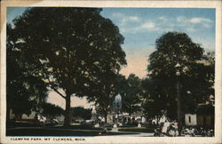 Street View of Clemens Park