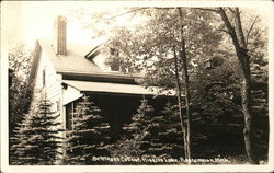 Schtreel Cottage, Higgins Lake