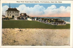 Race Point Coast Guard Station, Cape Cod
