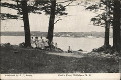 Small Gathering at Clark's Point