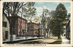 R.C. Rectory, Convent and Church