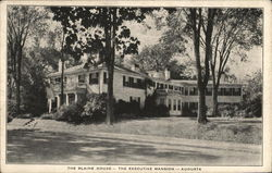 The Blaine House - The Executive Mansion