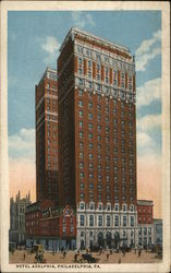 Hotel Adelphia, 13th and Chestnut Streets