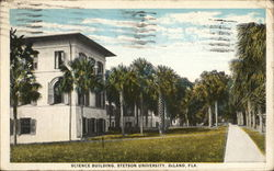 Science Building, Stetson University
