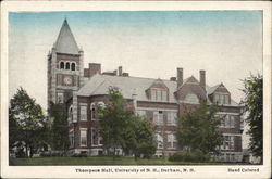 Thompson Hall, University of NH