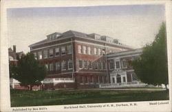 University of New Hampshire Murkland Hall
