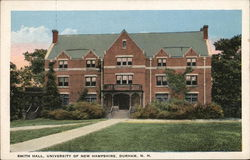 Smith Hall, University of New Hampshire