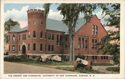The Armory and Gymnasium, University of New Hampshire