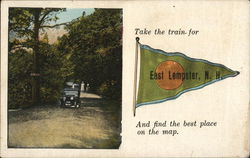 Take the Train for East Lempster, N.H.