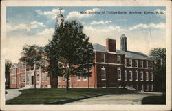 Main Building of Phillips-Exeter Academy