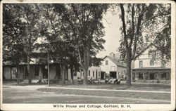 Willis House and Cottage