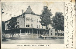 Mount Madison House
