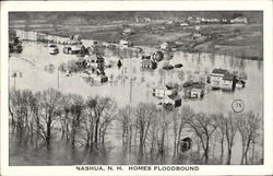 Homes Floodbound