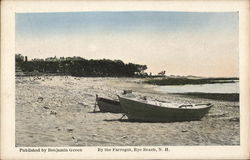By the Farragut , Rye Beach, N.H.