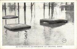 Automobiles Submerged