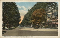 Fifth Avenue, Lincoln Highway