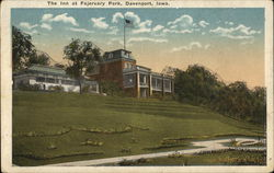 The Inn at Fejervary Park
