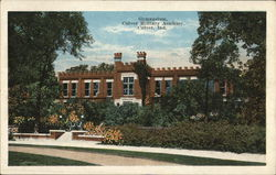 Gymnasium, Culver Military Academy