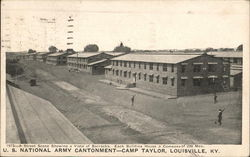 U. S. Army National Encampment - Camp Taylor