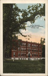 South Barrack, Culver Military Academy