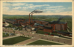 The Goodyear Tire and Rubber Company's Great Factory