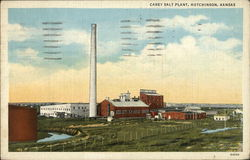 Carey Salt Plant
