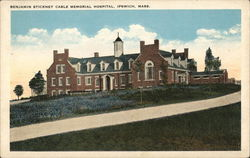 Benjamin Stickney Cable Memorial Hospital