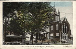 The Rectory and St. Thomas Aquinas