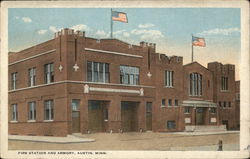 Fire Station and Armory
