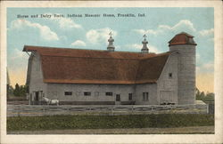 Horse and Dairy Barn, Indiana Masonic Home