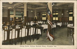 Dining Room, Indiana Masonic Home
