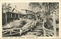 Pinewood Lodge, Lake Thompson