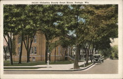 Street View of Columbia Court House