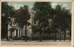 Westmoreland Club, 6th and Grace Streets