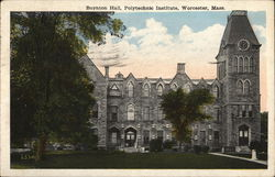 Boynton Hall, Polytechnic Institute