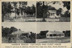 """Harbor Breeze"" Cottages and Guest House"