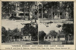 Harbor Breeze Cottages and Guest House