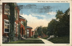 North Walk, State Teacher's College