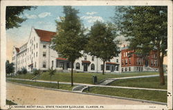 George Becht Hall, State Teacher's College