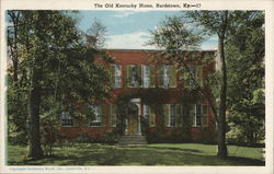 The Old Kentucky Home