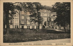 Girl's Dormitory, Young Hall, Morehead State Normal