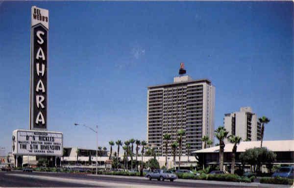 Del Webb S Sahara Hotel And Casino Las Vegas Nv
