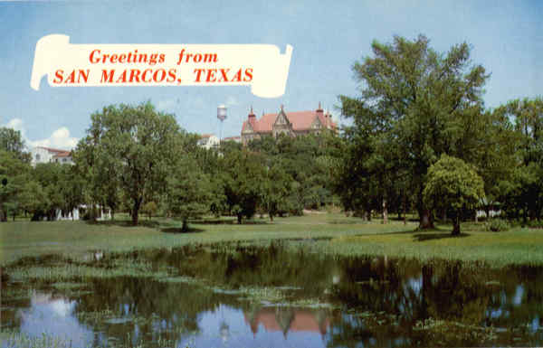 Southwest Texas State Teachers College San Marcos