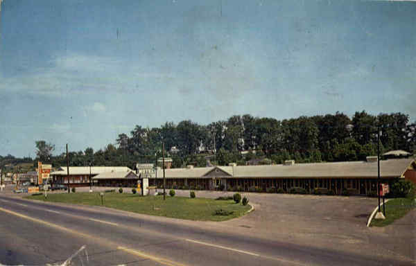 Lakeview Motel and Restaurant, Chapman Highway Knoxville Tennessee