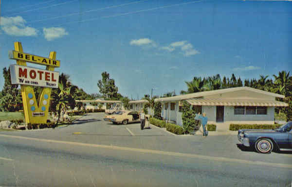 Bel-Air Motel Naples Florida