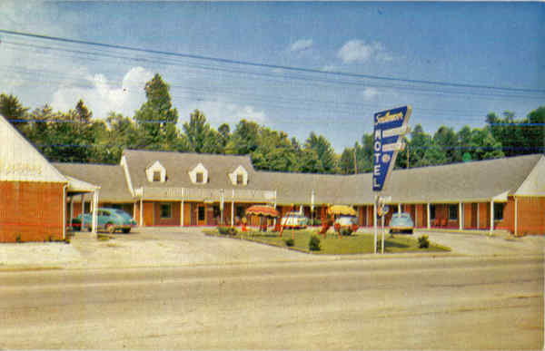 The Southmoor Motel, U. S. No. 25, North Main St London Kentucky