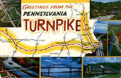 Greetings From The Pennsylvania Turnpike