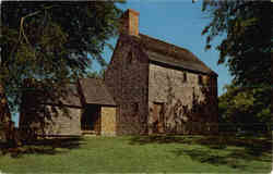 The Old Hoxie House in Sandwich